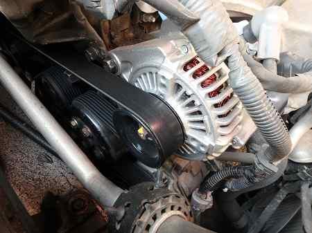 Alternator Repair Cost >> Car Charging System Repair Alternator Replacement