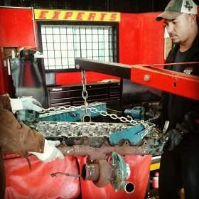 Diesel Engine Repair Rebuilding San Antonio
