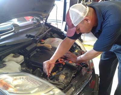 Electrical Transmission Diagnostics on Hybrid Car San Antonio TX