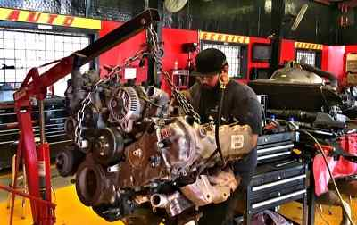 Engine Repair Rebuild San Antonio | Auto Service Experts