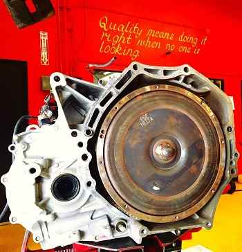 how much to rebuild a transmission automatic