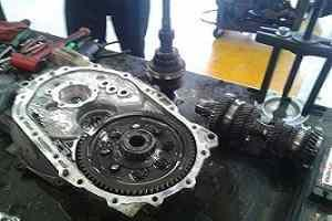 Import Honda Transmission Overhaul