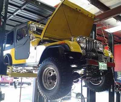 Transmission Differential Repair On Jeep CJ