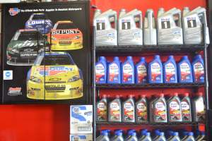 Mobile 1 Engine Oil Change at Auto Service Experts