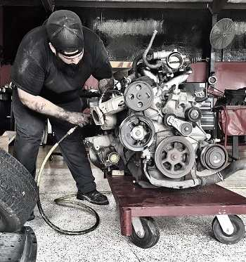 Motor Rebuild by ASE Engine Mechanic San Antonio