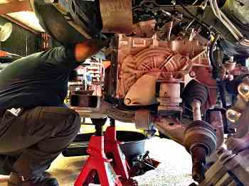 Transmission Repair Diagnostics in San Antonio TX 78216