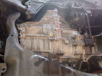 Transmission Replacement on Toyota Prius