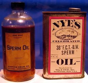 Whale Oil Used in Automatic Transmissions